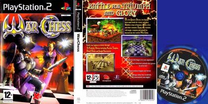 War Chess (PAL EU Eng De It Fr Es) - Download ISO ROM (PS2)