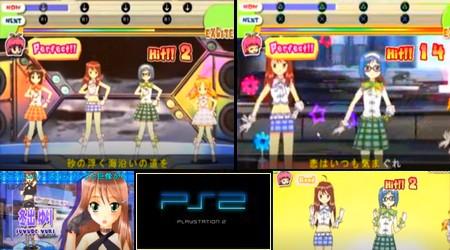 Wandaba Style: Totsugeki! Mix Nama Juice (DX Mix Pack) (J) - Download ISO ROM (PS2)