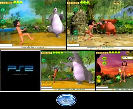 Walt Disney's The Jungle Book: Rhythm N'Groove (NTSC-U US Eng) - Download ISO ROM (PS2)