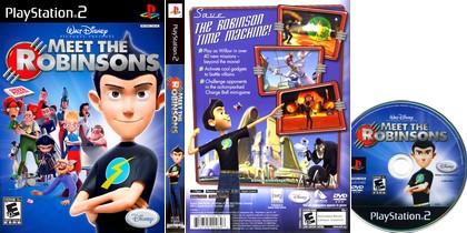Walt Disney Pictures Presents Meet the Robinsons (NTSC-U PAL EU Eng Es De It Fr Nl) - Download ISO