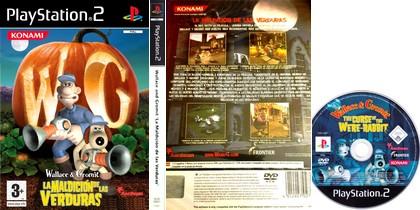 Wallace & Gromit: La Maldición de las Verduras (PAL EU Eng Spa Es) - Download ISO
