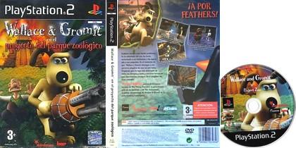 Wallace & Gromit En El Proyecto Del Parque Zoológico (PAL EU Spa Es Eng) - Download ISO ROM (PS2)