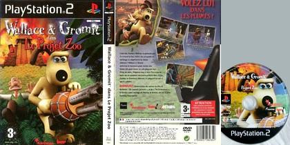 Wallace & Gromit dans le Projet Zoo (PAL EU Fr En) - Download ISO ROM (PS2)