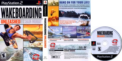 Wakeboarding Unleashed Featuring Shaun Murray (NTSC-U US PAL EU Eng Fr) - Download ISO ROM (PS2)