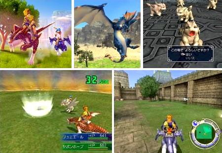 Waga Ryuu o Miyo: Pride of the Dragon Peace (Chinese Zh China) - Download ISO ROM (PS2)